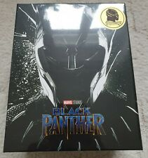 Blufans Black Panther One Click Box Steelbook