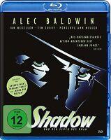 Shadow und der Fluch des Khan [Blu-ray](NEU/OVP) Alec Baldwin, John Lone, Penelo
