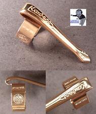#Kaweco Sports Nostalgia Clip Bronze pur for Plugging Historical Design #