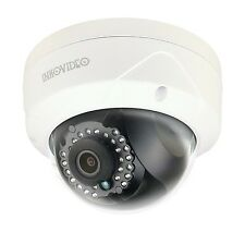 INKOVIDEO V-111-4M 4MP FullHD PoE Dome IPKamera Überwachungskamera Nachtsicht
