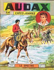 AUDAX Chico Juarez n° 90 . Artima mai 1960 .
