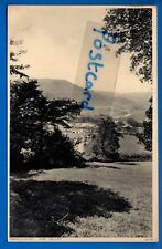 VINTAGE POSTCARD THE VALLEY ABERGAVENNY MONMOUTHSHIRE NR LLANOVER CRICKHOWELL