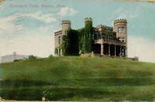Vtg Kennilworth Castle in Holyoke Massachusetts Ma 1912 Postcard