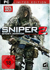 Sniper Ghost Warrior 2 Limited Edition [UNCUT] Steam PC CD Key Download Code