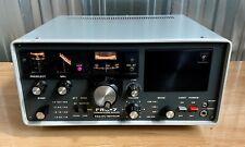 Yaesu Musen FRG-7 Communications Receiver CB Radio USB CW/LSB/AM/ANL Working