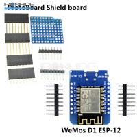 Mini ESP8266 ESP-12 WeMos D1 NodeMcu Lua WIFI CH340G Development Board Antenna