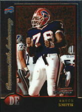 1998 Bowman Chrome Golden Anniversary Bills Football Card #149 Bruce Smith
