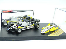 Quartzo 1/43 - F1 Renault RE30B Arnoux Winner French GP 1982