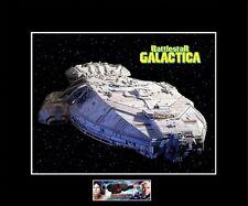 "1978 BattleStar Galactica 8"" x 10"" Photo - 11"" x 14"" Black Matted"