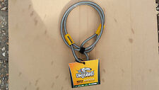 New Onguard Akita Lock Extender Secure Anti Theft Coil Cable Bike Cycle Security