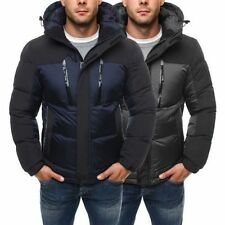 Hip Length Polyamide Quilted Coats & Jackets for Men