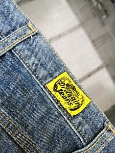 Mens Draggin Blue Denim Kevlar Lined Jeans Size 30 (Motorcycle / Motorbike)