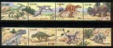 Nauru - 2006 MNH set of 8 dinosaur stamps cv 19.00 556-63 Lot # 2