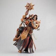 World of Warcraft WOW Human Paladin Judge Malthred Action Figure Statue NEW