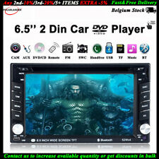 """7"""" 2DIN Autoradio Stereo Bluetooth DVD/CD MP5 Player FM USB/SD/AUX Touch Screen"""