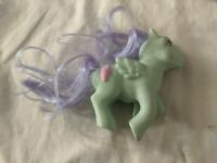 G1 Vintage My Little Pony Peppermint Crunch Sundae Best Pony Figure