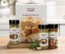 Tastefully Simple The Essential 4 Collection Beer Bread plus more  New