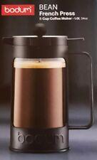 BODUM BEAN Kaffeebereiter Press Filter System 1l schwarz