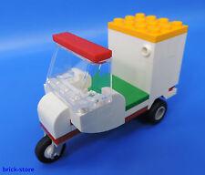 LEGO®  Auto 41311 /  3 Rad Roller mit Kastenaufbau