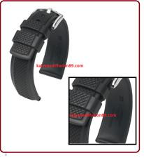 Hirsch Accent -NEUF- Noir  24 mm + 2 anses pompes à ressort