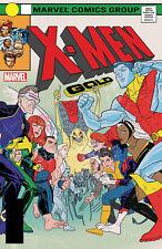 X-MEN GOLD #13 CALDWELL LENTICULAR HOMAGE Variant MARVEL NM 1st Print