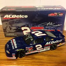 2002 Johnny Sauter #2 Acdelco Chevy 1/24 Nascar Die-cast Hoto Car Action New