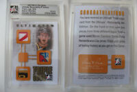 2007-08 ITG Ultimate Steven Stamkos 1/1 SICK triple logo GOLD RC rookie 1 of 1