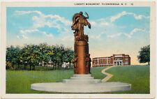 TICONDEROGA NY – Liberty Monument