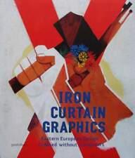 LIVRE/BOOK : affiche Design d'Europe de l'Est  (posters iron curtain graphics)