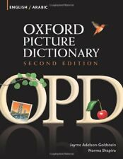 Oxford Picture Dictionary English/Arabic by Jayme Adelson-Goldstein