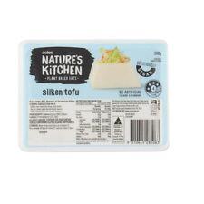 Coles Natures Kitchen Silken Tofu 300g