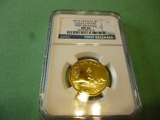2012 Canada $1 Loon, Lucky Loonie, NGC, MS-66