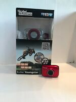 Rollei Actioncam Youngstar - Red Mint Condition