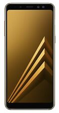 "Samsung Galaxy A8 Plus Dual Sim A730FD 64GB 6GB 6"" Unlocked Android 7- Gold"