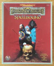 Advanced Dungeons & Dragons Forgotten Realms Spellbound Box Only TSR1121