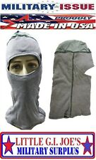 Military Issue Elite Anti-Flash Protective Hood Flame Resistant NOMEX Balaclava