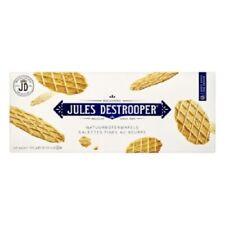 Jules Destrooper Butter Waffles Original Belgium Cookies Biscuits 100G