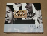 SIMPLE MINDS - ONCE UPON A TIME - 2 CDs DELUXE EDITION