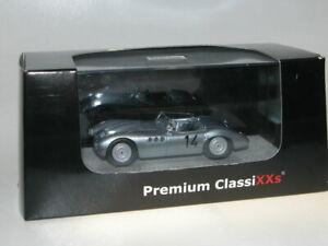 PREMIUM CLASSIXXS 18130 BORGWARD RS 1500 Schauinsland 1958 model silver 1:43