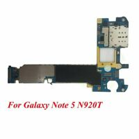 For Samsung Galaxy Note 5 N920T 32GB Unlocked Main Motherboard Replacement Kit
