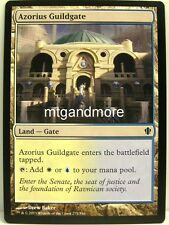 Magic Commander 2013 - 4x Azorius Guildgate