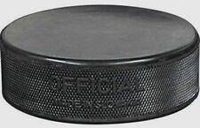 New!! Inglasco Regulation Practice Puck 6 oz - Black - ( 50 Pack )