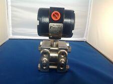 New Dieterich Standard Pressure Transmitter 2000 DX 0-3.98 wc