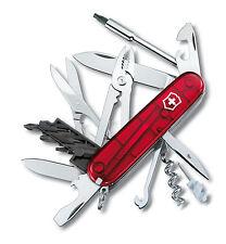 Couteau Suisse de Poche Victorinox Cybertool 1.7725.t - 34 fonctions
