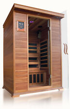 2-Person Infrared Cedar Sauna
