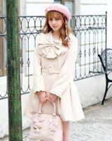 LIZ LISA - Ribbon Trench Coat (japan kawaii sweet lolita)