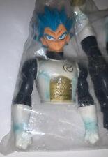 "DragonBall Z 11"" SUPER SAIYAN BLUE VEGETA Action Figure Vinyl Figurine Statue"