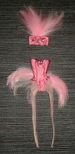 Beautiful Silkstone Showgirl outfit for Barbie Fashion Model Collection