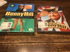 Benny Hill The Hill's Angels Years Complete & Unadulterated  &The Best Of Benny
