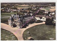 CPSM 18510 MENETOU SALON vue aérienne Château Edit COMBIER